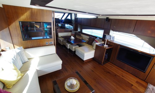 Image of Fairline Squadron 65 for sale in Spain for €1,124,000 (£961,481) Mallorca, Spain