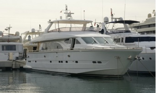 Image of Elegance Yachts 82 for sale in Malta for €995,000 (£851,461) La Valletta, , Malta