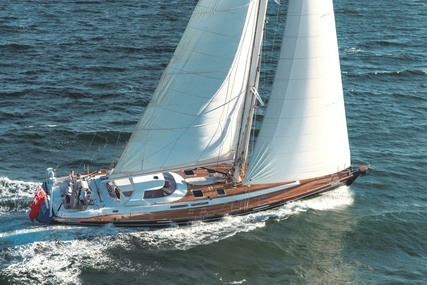 Custom Hamble Phoenix Humphreys 77 for sale in Spain for €1,200,000 (£1,053,528)