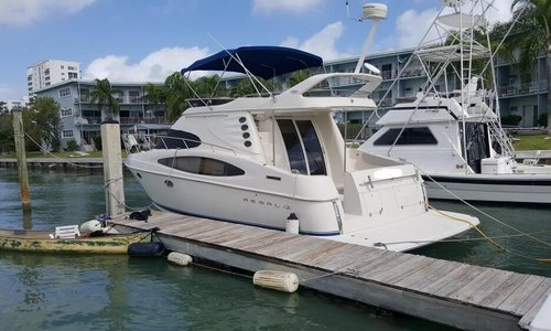 Image of Regal 3780 Commodore for sale in United States of America for $166,000 (£120,256) Miami, Florida, United States of America