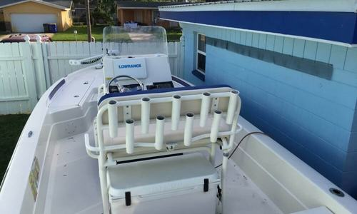 Image of Skeeter SX-240 for sale in United States of America for $56,500 (£40,930) Rockledge, Florida, United States of America