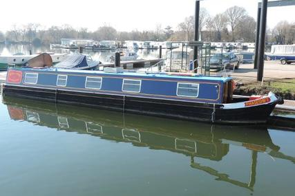 Narrowboat C.T.FOX for sale in United Kingdom for £37,500
