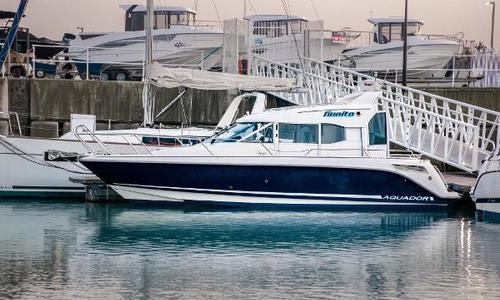 Image of Aquador 28 C for sale in United Kingdom for €81,500 (£70,130) Pwllheli, United Kingdom