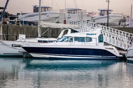 Aquador 28 C for sale in Ireland for €81,500 (£70,487)