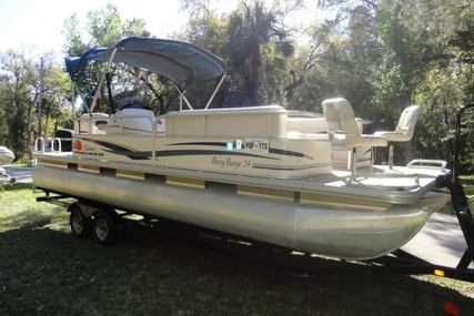 Sun Tracker Party Barge 24 Classic for sale in United States of America for $19,500 (£15,024)
