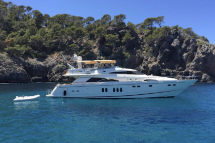 Fairline Squadron 74 for sale in Spain for €649,000 (£581,062)