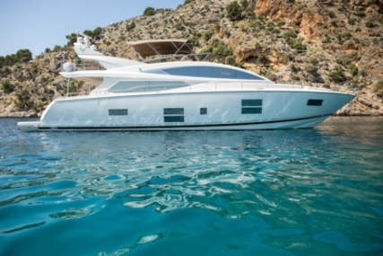 Pearl 75 for sale in Spain for €2,690,000 (£2,301,939)