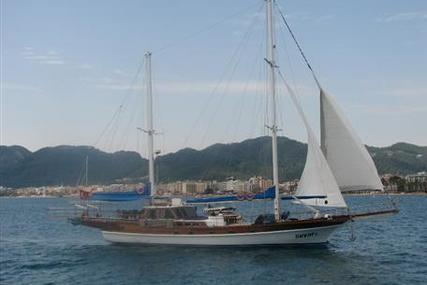 Gulet Ketch Motor Sailer for sale in Turkey for €165,000 (£142,618)