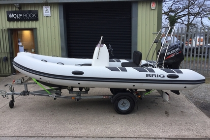 Brig Falcon Rider 450L (2015) for sale in United Kingdom for £12,495