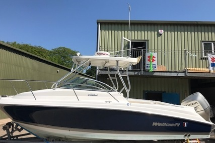 Wellcraft 232 Coastal (2007) for sale in United Kingdom for £24,995
