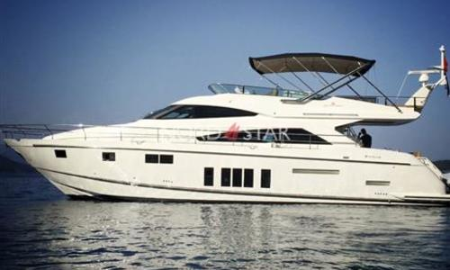 Image of Fairline Squadron 65 for sale in Turkey for €1,330,000 (£1,134,938) Marmaris, Turkey