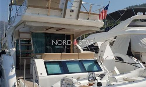 Image of Fairline Squadron 65 for sale in Turkey for €1,330,000 (£1,137,695) Marmaris, Turkey