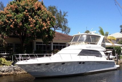Sea Ray 480 Sedan Bridge for sale in United States of America for $188,000 (£143,874)