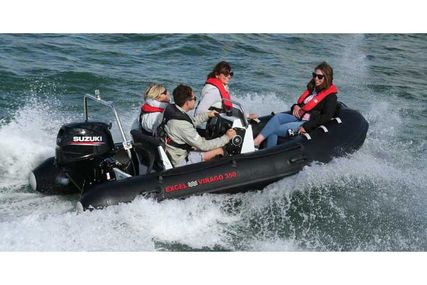 Excel Virago 350 Aluminium Hull RIB for sale in United Kingdom for £8,995