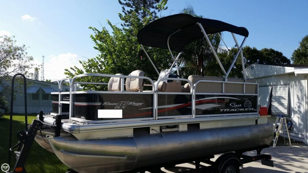 Sun Tracker Bass Buggy 16 DLX for sale in United States of