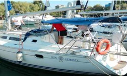 Image of Jeanneau Sun Odyssey 37.1 for sale in Greece for €48,000 (£41,496) Greece