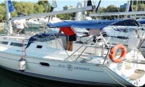 Image of Jeanneau Sun Odyssey 37.1 for sale in Greece for €48,000 (£40,550) Greece