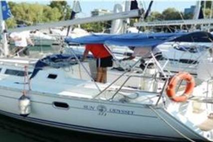 Jeanneau Sun Odyssey 37.1 for sale in Greece for €48,000 (£41,496)