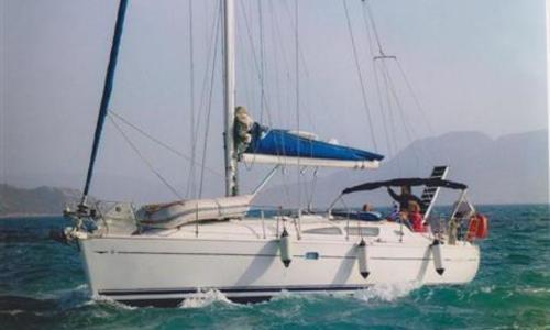 Image of Jeanneau Sun Odyssey 40 for sale in Greece for €72,000 (£66,106) Greece