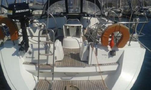 Image of Jeanneau Sun Odyssey 45 for sale in Greece for €100,000 (£86,128) Greece