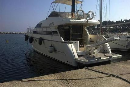 Posillipo Technema 51 for sale in Greece for €125,000 (£113,786)