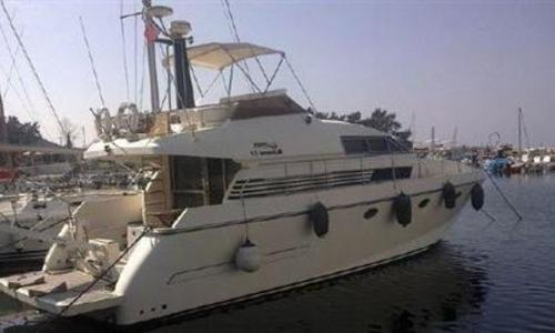 Image of Posillipo Technema 51 for sale in Greece for €125,000 (£107,660) Greece