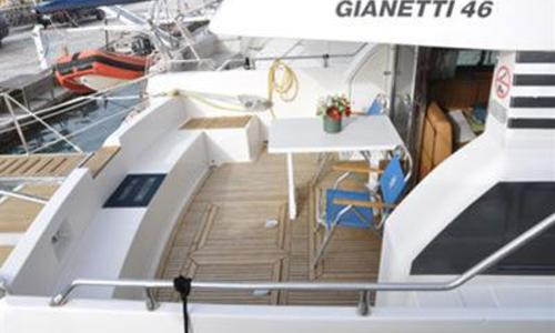 Image of Gianetti 46 fly for sale in Greece for €142,500 (£123,427) Greece