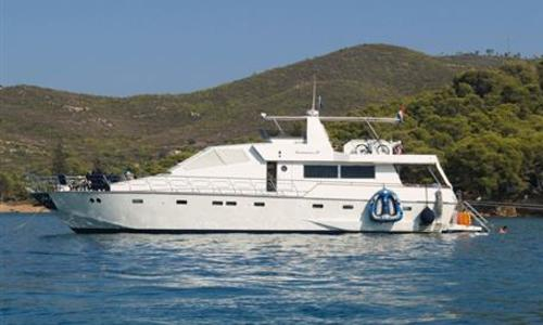 Image of Tecnomarine 74 for sale in Greece for €109,000 (£94,168) Greece