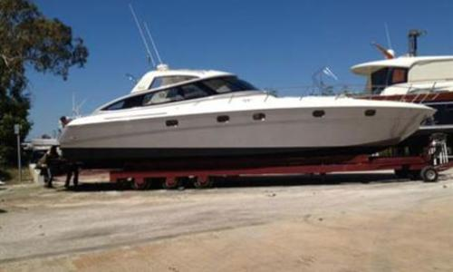Image of Baia FLASH 48 for sale in Greece for €170,000 (£146,352) Greece