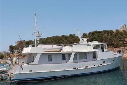 Grand Banks Alaskan 55 for sale in Greece for €129,000 (£114,389)