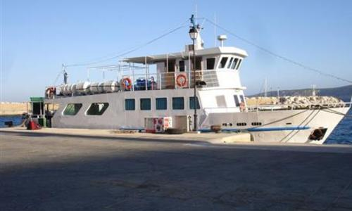 Image of Passenger Day Cruiser for sale in Greece for €190,000 (£163,484) Greece