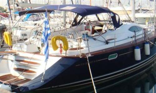 Image of Jeanneau Sun Odyssey 54 DS for sale in Greece for €210,000 (£180,869) Greece