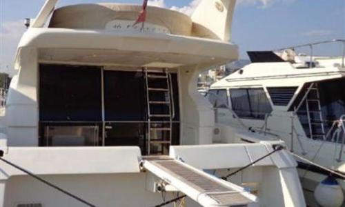 Image of Ferretti 46 for sale in Greece for €220,000 (£191,150) Greece