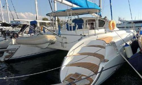 Image of Fountaine Pajot Bahia 46 for sale in Greece for €224,000 (£204,630) Greece