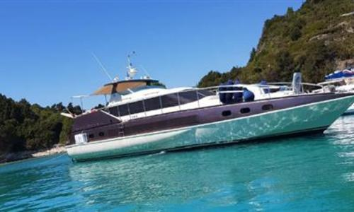 Image of Baglietto Ischia 80 for sale in Greece for €250,000 (£215,787) Greece