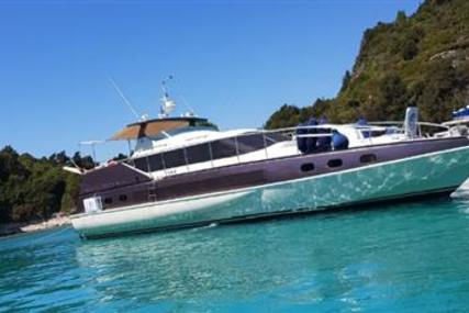 Baglietto Ischia 80 for sale in Greece for €250,000 (£212,607)