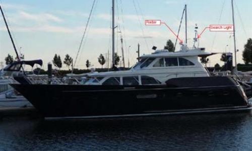 Image of Van Der Heijden Steel Yacht for sale in Greece for €270,000 (£230,856) Greece