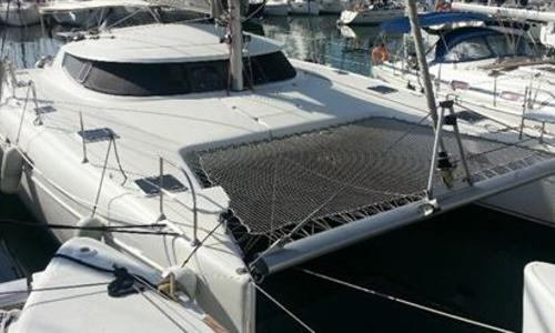Image of Fountaine Pajot Bahia 46 for sale in Greece for €275,000 (£252,074) Greece