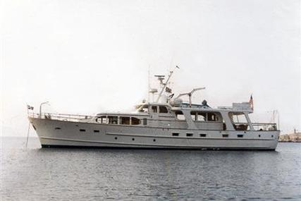 Burger Raised Pilothouse for sale in Greece for €280,000 (£243,077)