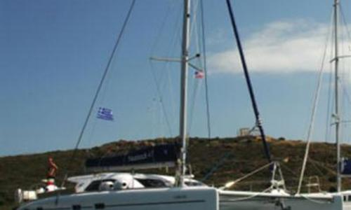 Image of Nautitech 47 for sale in Greece for €325,000 (£280,775) Greece