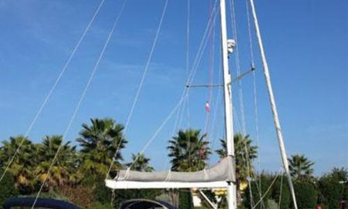 Image of Jeanneau Sun Odyssey 54DS for sale in Italy for €350,000 (£303,980) Italy