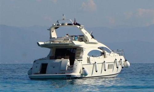 Image of Azimut Yachts 68 Plus for sale in Greece for €470,000 (£393,487) Greece