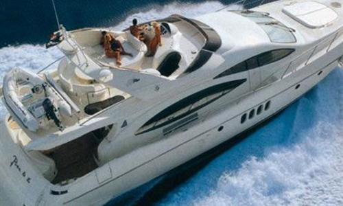 Image of Azimut Yachts 68 for sale in Greece for €475,000 (£409,967) Greece