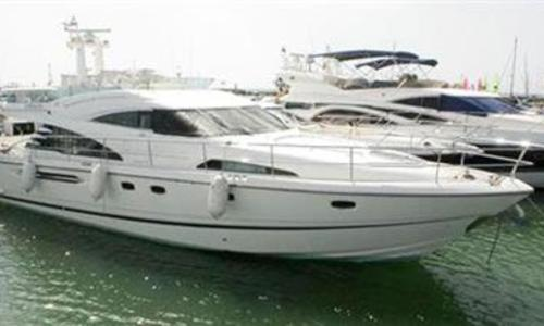 Image of Fairline Squadron 58 for sale in Greece for €480,000 (£413,230) Athens, , Greece