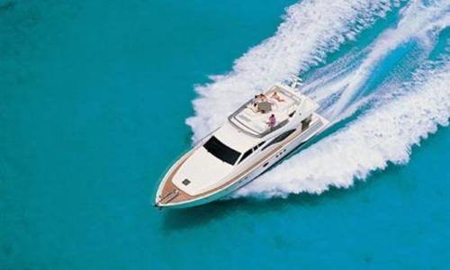 Image of Ferretti 68 Flybridge for sale in Greece for €510,000 (£443,120) Greece