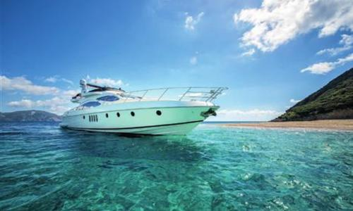Image of Azimut Yachts 68 Plus for sale in Greece for €525,000 (£465,071) Greece