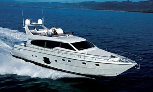Image of Ferretti 680 for sale in Greece for €590,000 (£541,702) Greece