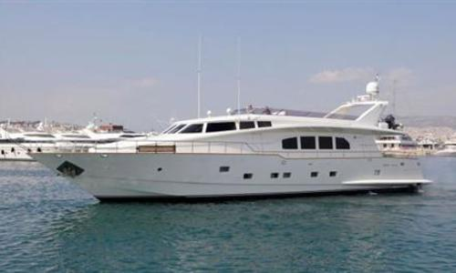Image of Tecnomarine 90 for sale in Greece for €595,000 (£516,538) Greece