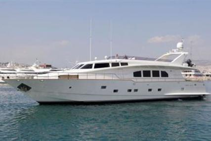 Tecnomarine 90 for sale in Greece for €595,000 (£509,165)