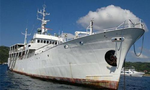 Image of Expedition Boat for sale in Philippines for €614,000 (£528,827) Philippines
